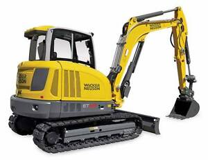 DRY HIRE 5 TON EXCAVATOR $250 PER DAY Sunshine West Brimbank Area Preview