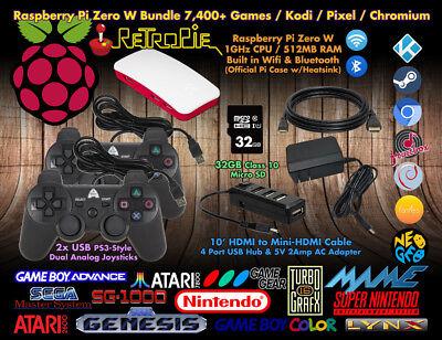 Raspberry Pi Zero Retro Gaming / Media Bundles - RetroPie / Emulation Station