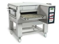 Zanolli 08/50V (Gas & Electric) Conveyor Pizza Oven
