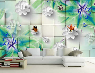 Bees Gather Nectar Full Wall Mural Photo Wallpaper Printing 3D Decor Kid Home Bee Gathers Nectar
