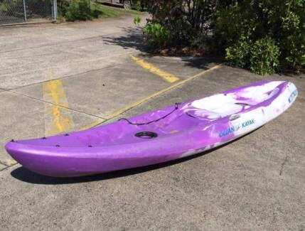 Malibu 2XL two seater kayak AS TRADED Warana Maroochydore Area Preview