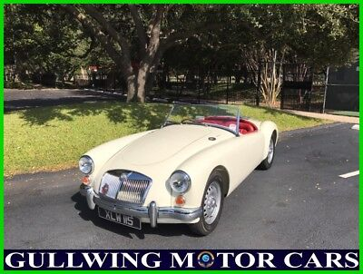 MG A Twin-Cam  1959 Used Manual Convertible