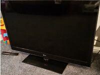 """Spares or repair 42"""" LG LED TV"""