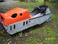 Sno Bug LuvBug Vintage snowmobile Collectors LOOK TRADES?