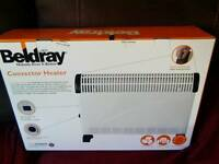 Beldray convection heater 2000w