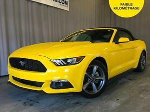 2016 Ford MUSTANG CONVERTIBLE V6 SPORT
