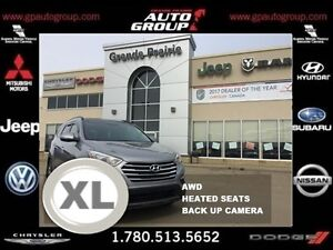2014 Hyundai Santa Fe XL Easy to use Infotainment System
