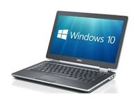 Dell laptop. intel i5. 320GB HDD. Very Tidy. HDMI. Webcam. CD/DVD. Wind.10 Pro. Renovated.