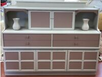 Nathan Sideboard hand painted
