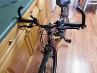 Universal hybrid racing bike. In very good condition