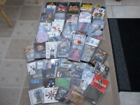 CD collection Job Lot - 100 CDs plus extra DVDs