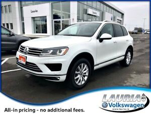 2015 Volkswagen Touareg 3.6L Comfortline 4Motion AWD - Sunroof