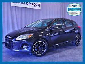 2012 Ford FOCUS EDITION SPORT