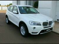 Bmw X3 WANTED 2011 on