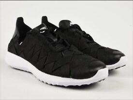 BNIB, Women's Nike Juvenate Woven trainers, black size 7.5 uk