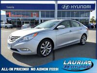 2013 Hyundai Sonata SE Auto - Loaded - Leather - 1 owner