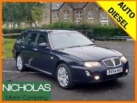 2004 ROVER 75 2.0 CDTI CONTEMPORARY SE TOURER AUTO/MOT MAR 17 /SERVICE HISTORY /DIESEL /PX TO CLEAR