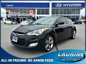 2013 Hyundai Veloster Tech Manual - Navigation - 1 owner