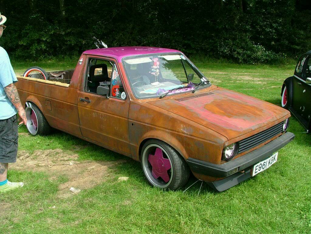 vw caddy pickup mk1 rabbit in maryhill glasgow gumtree. Black Bedroom Furniture Sets. Home Design Ideas