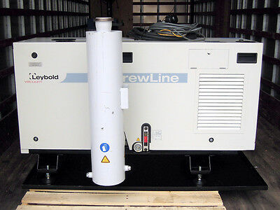 Leybold Screwline Sp250 Dry Vacuum Pump Pn 115001 Used Tested 10 Microns