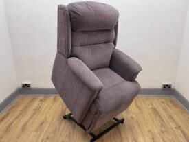 HSL Riser & Recliner Chair, Ripley Dual Motor Riser (Standard)And 1 Yr Warranty