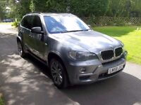 *WILLOW MOTORS OFFER A BMW X5 M SPORT 3.0 TD DIESEL AUTOMATIC* SAT NAV* LEATHER*