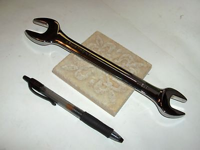 New Armstrong 34 78 Open End Wrench 26-124 Perfect