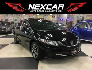 2015 Honda Civic TOURING AUT0 NAVI LEATHER SUNROOF CAMERA 93K