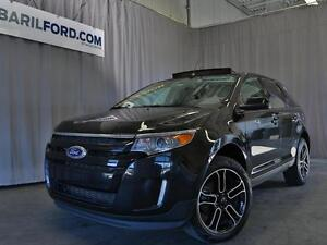 2013 Ford EDGE SEL AWD SPORT PACK