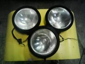 Recovery/rally/4x4 fog/spot lights