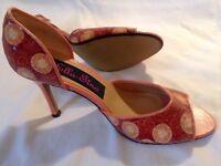 Ella Tino ladies fashion shoes UK 7 £25 NEW