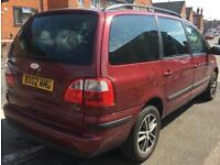 Ford galaxy automatic 1.9 diesel , 159k mileage. spare and repairs but start and drive