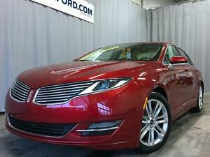 2014 Lincoln MKZ LUXE