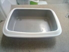 New litter tray :)