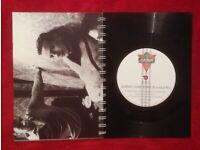 Fine Young Cannibals A5 Handmade Vinyl Notebook