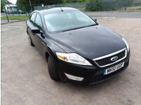 Ford Mondeo. Starts but needs new oil pump? As such sold as non runner. Spares or repair.