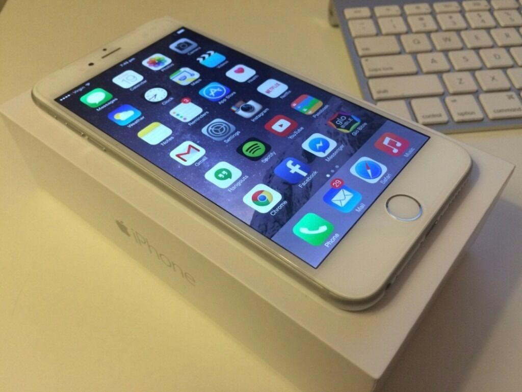 iPhone 6 unlocked 16 GB very good conditionin Mitcham, LondonGumtree - Hi Selling a IPhone 6 unlocked in very good condition all works perfect just got a android smartphone from work and do not need this one anymore I have the box and a 3m long belkin charger cable with it worth 20pound. there is a small hairline on the...