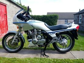 Yamaha, XJ, 1990, 891 (cc)