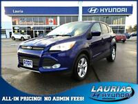 2013 Ford Escape SE AWD - 1 owner - Low kms - Snow Tires include