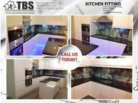 TBS- Kitchen & Bathroom fitters, tiling, plumbing, electrical, joinery, painting, decorating, REFER