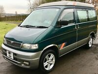 Mazda Bongo proper 4 Berth Camper with full conversion