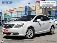2014 Buick Verano NO INTEREST & NO PAYMENTS FOR SIX MONTHS