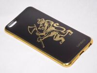Gold Edition Luxury Case For Apple iPhone (iPhone 7 plus, Lion) **Brand New**