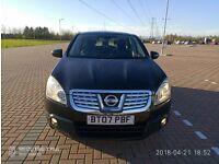 4250 £ neg.....Nissan qashqai 1.5dci urgent for sale or swap with van