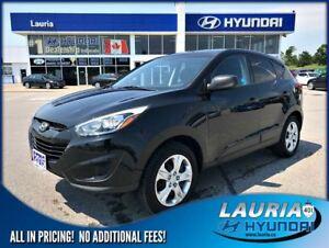 2015 Hyundai Tucson GL FWD Auto - Bluetooth / Heated seats