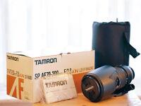 Tamron SP AF70-200mm f2.8 Di LD(IF) Macro
