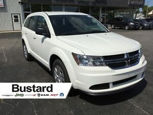 2016 Dodge Journey CVP/SE PLUS | $5, 400 DISCOUNT | DEMO