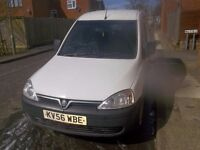 vauxhall combo 6 seater factory fitted £395 or offers