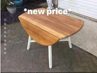 Ercol 377 Drop Leaf Table *Local delivery available*