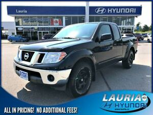 2012 Nissan Frontier King Cab FWD - LOW KMS